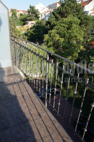 Bez realitkyPronájem OV 1+kk s balkonem, Žabovřesky