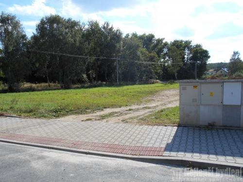 Pozemky na prodej: SP 997 m2 Třemošná, 3 km od Plzně