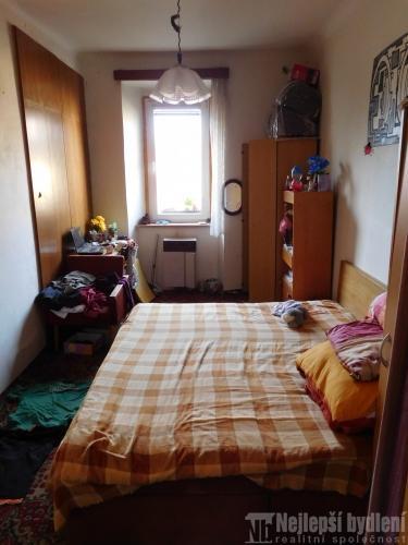Prodej pronájem bytu: Pronájem cihlového 1+kk, Brno-Obřany