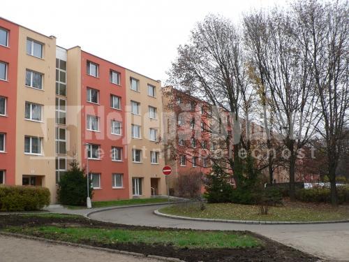 Bez realitky: Pronájem bezbariérového bytu 2+1, Brno-Řečkovice
