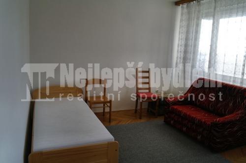 Byty k pronájmuPronájem bytu 2+1 s balkónem, Brno-Lesná REZERVOVÁNO