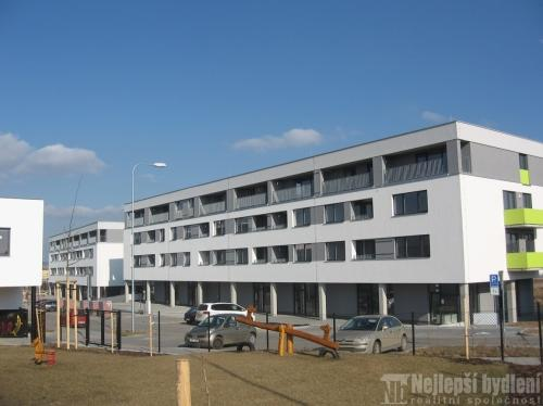 Prodej pronájem bytu: Nové byty v Černicích 3+kk - objekt 2