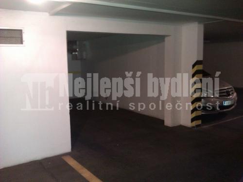 Pronájem garáže 15 m2, Brno-střed