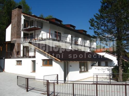 Prodej bytuHorský byt  2+kk + terasa Bavorská Ruda
