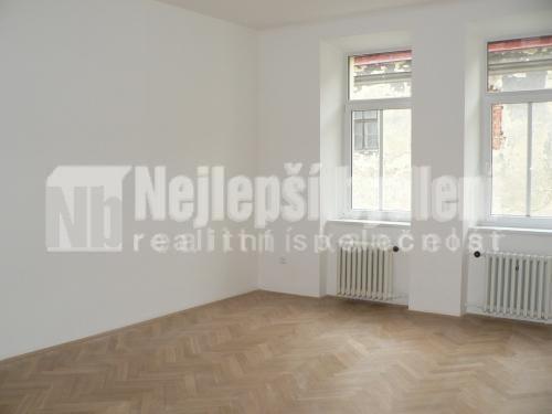 Pronájem bytu 2+1, 80 m2, Brno-střed REZERVOVÁNO
