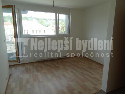 Pronájem novostavby 2+kk s balkonem, Žabovřesky, REZERVOVÁNO
