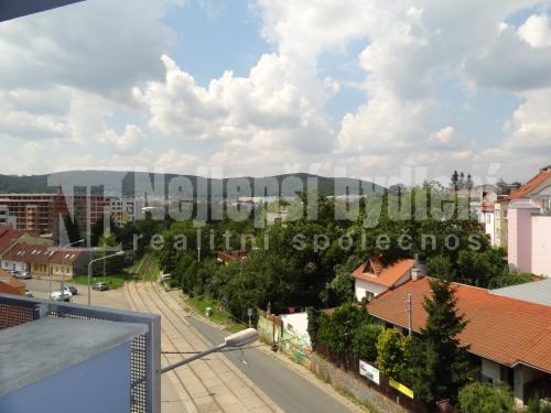 Pronájem novostavby 2+kk s balkonem, Žabovřesky REZERVOVÁNO