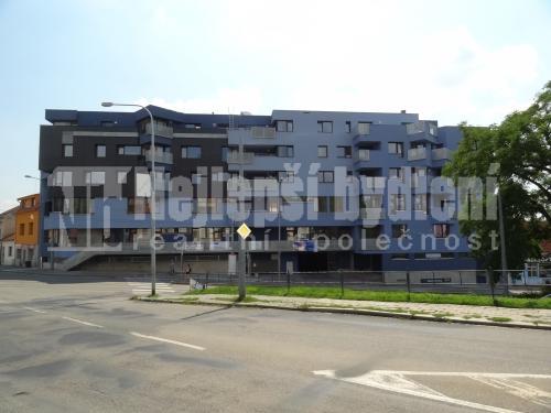 Prodej novostavby 2+kk, Brno-Žabovřesky