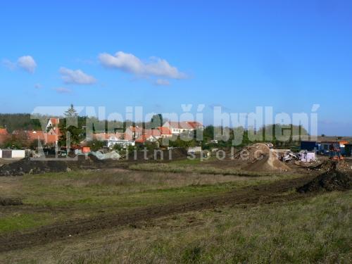 Brno PozemkySlunný SP 545m2, Syrovice