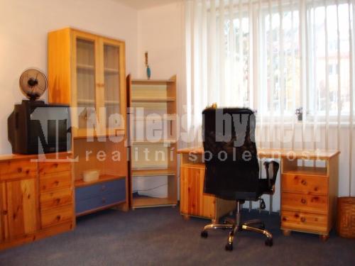Byty na prodejPronájem bytu 1+1 s terasou, Brno-Královo Pole
