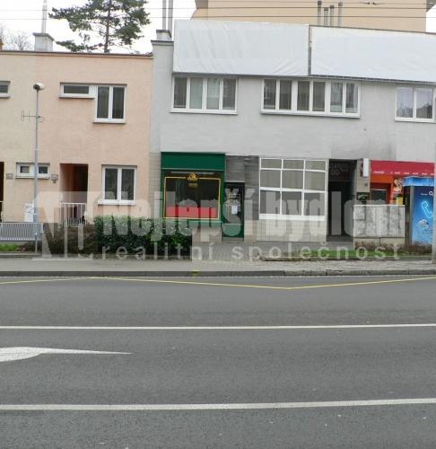 Bez realitkyPronájem obchodu s výlohou, Brno-Královo Pole