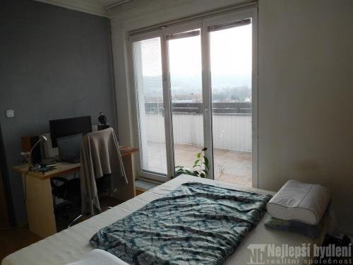 Nemovitosti na prodej: Pronájem bytu 4+kk s terasou, Brno-Žabovřesky