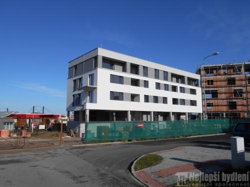 Prodej pronájem bytu: Nové byty 3+kk v Černicích - objekt 1