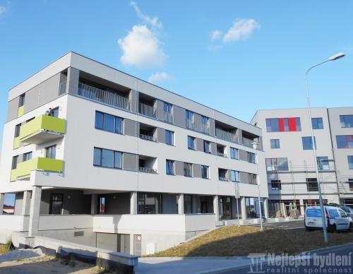 Bez realitky: Nové byty 3+kk v Černicích - objekt 1