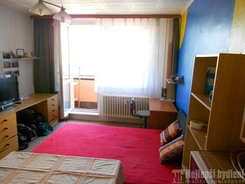 Bez realitky: Pronájem zařízeného bytu 1+kk s balkonem, Bystrc REZERVOVÁNO