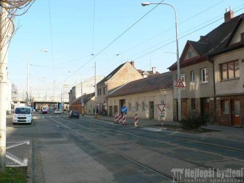 RD s velkým pozemkem, Brno-Žabovřesky