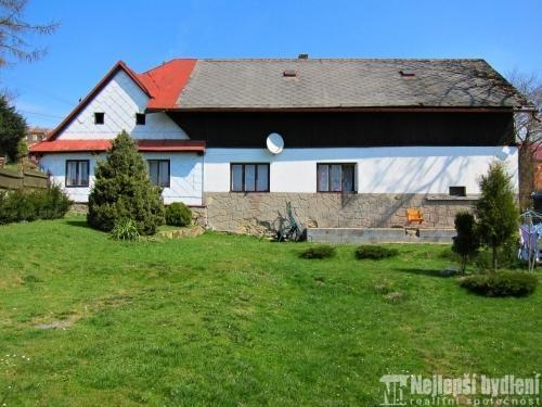 Domy na prodej: RD 4+1 se zahradou, Sněžné na Moravě - REZERVOVÁNO