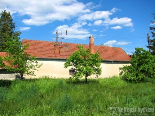 Domy na prodej: RD 2+1 se zahradou, Zbraslav