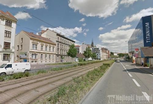 Brno PozemkySP 2 715m2, Brno-Nové Sady
