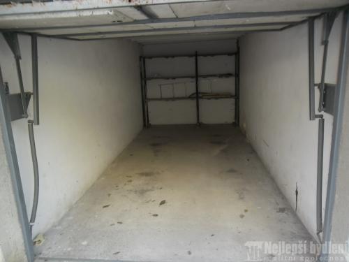 Bez realitkyPronájem garáže, Brno - Vinohrady