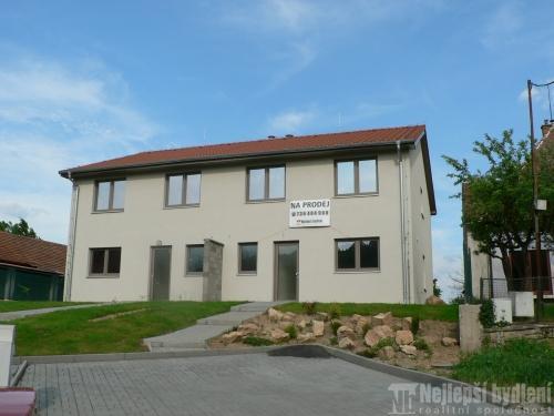 Domy na prodej: Novostavba RD 5+kk se zahradou, Moravské Knínice REZERVOVÁNO
