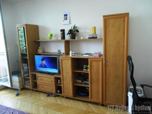 Bez realitky: Pronájem bytu 1+1, Brno-Komín