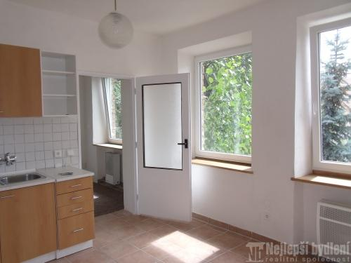 Pronájem bytuPronájem částečně zařízeného 2+kk, Brno – Obřany REZERVOVÁNO