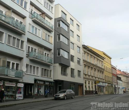 Pronájem kanceláří 4+1, Staré Brno