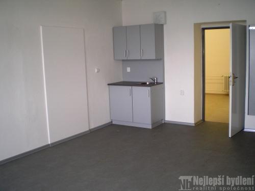 Pronájem kanceláře 12,2m2, Brno-střed