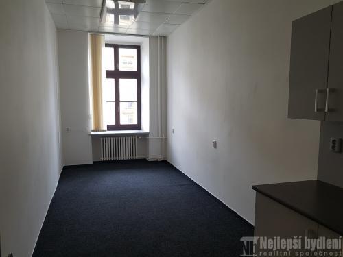 Pronájem kanceláří a skladových prostor Brno-střed