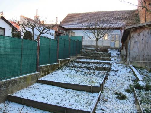 Domy na prodej: RD 2+1 se zahradou, Černčín u Bučovic