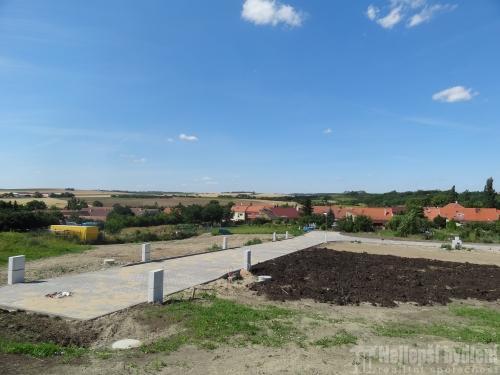 Brno PozemkySlunný SP 720m2, Syrovice