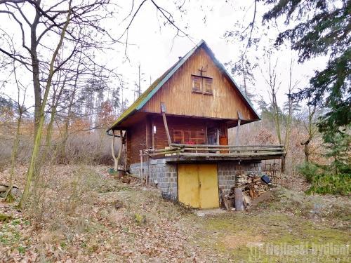 Bez realitkyChata Rozdrojovice, Brněnská přehrada