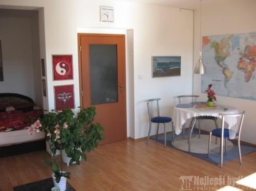 Bez realitky: Pronájem bytu 1+1, Plzeň, alej Svobody
