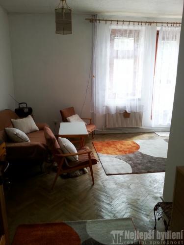 Byty k pronájmuPronájem zařízeného bytu 1+1, Brno Černovice