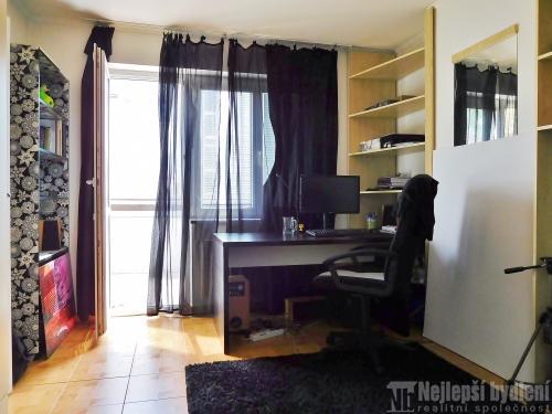 Prodej pronájem bytu: Pronájem 1+1 s terasou, Šeránkova, Brno-Žabovřesky