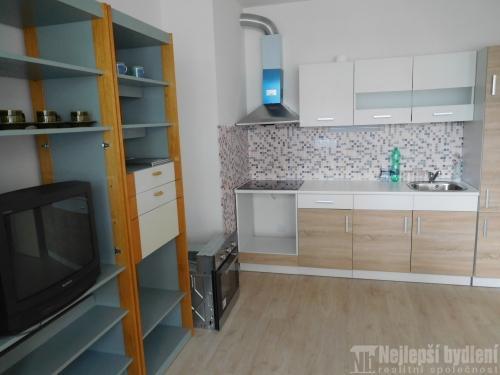 Prodej pronájem bytu: Pronájem 2+kk s balkónem, Rybářská, Brno