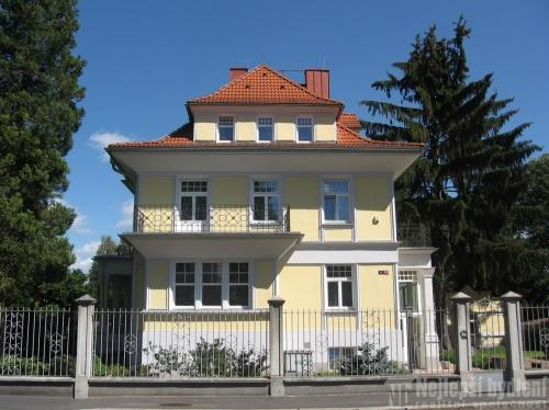 Prodej vily ve Františkových Lázních