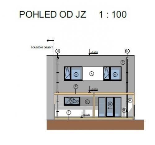 Prodej nemovitosti: Novostavba RD Brno-Tuřany