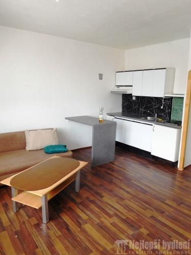 Pronájem pěkného, slunného bytu 1+kk, Brno-Líšeň
