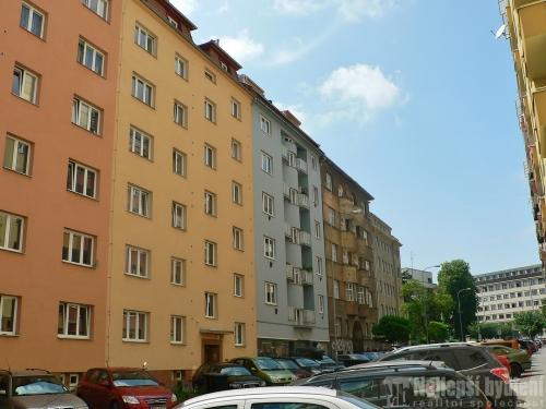 Prodej nemovitosti: OV 3+1 s balkónem, Cihlářská, Brno-Veveří
