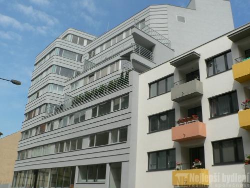 Byty k pronájmuPronájem 1+kk, Křídlovická, Brno