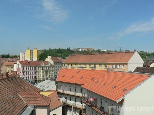 Pronájem 2+kk, Křídlovická, Brno