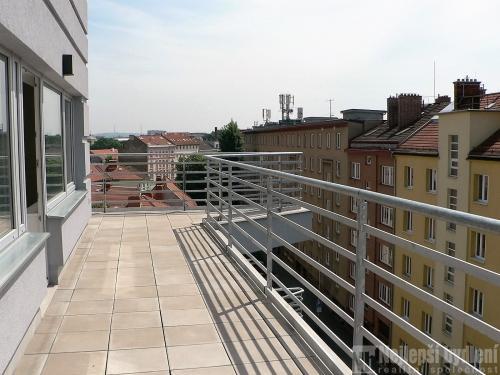 Prodej nemovitosti: Pronájem 2+kk s terasou, Křídlovická, Brno REZEROVOVÁNO
