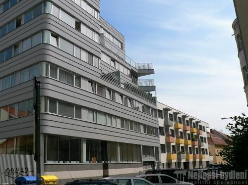 Prodej pronájem bytu: Pronájem 2+kk, Křídlovická, Brno