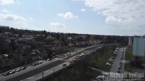 Bez realitky: Pronájem 1+kk s balkonem, Nevanova, Praha 6 - Řepy