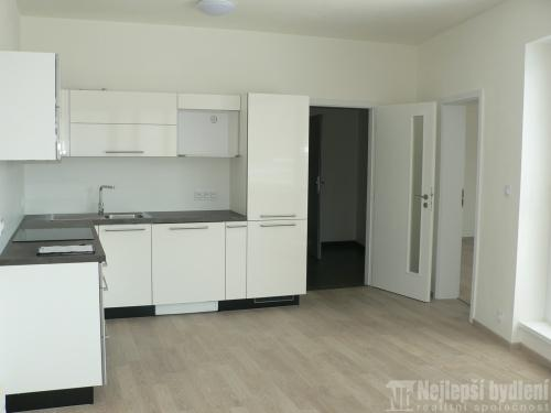 Prodej nemovitosti: Pronájem 2+kk, Křídlovická, Brno REZERVOVÁNO