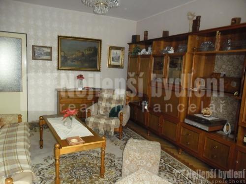 Nemovitosti na prodej: Ov 3+1 s balkónem, Brno-Kr.pole