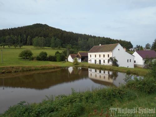 Domy na prodej: Objekt mlýna Oprechtice