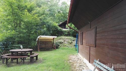 Chata na Kocábě u Štěchovic REZERVOVÁNO